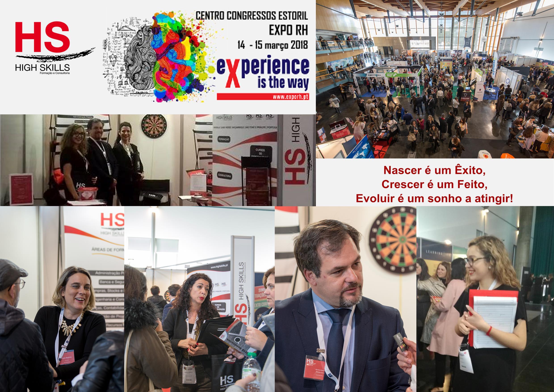 High Skills na Expo RH 2018